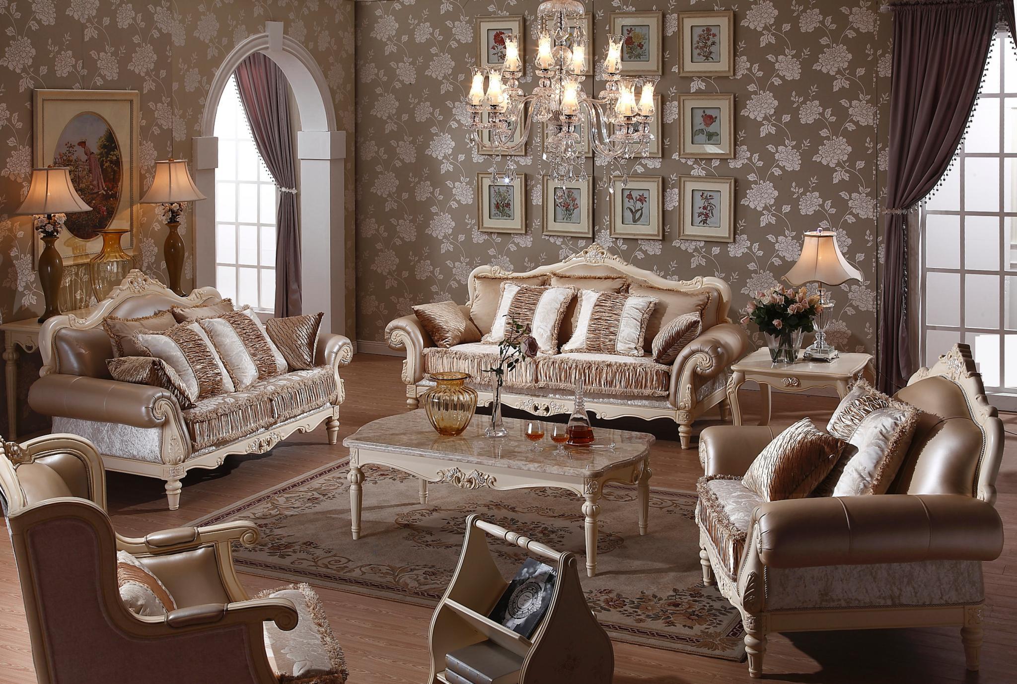 木槿之恋玫瑰欧式家具图片