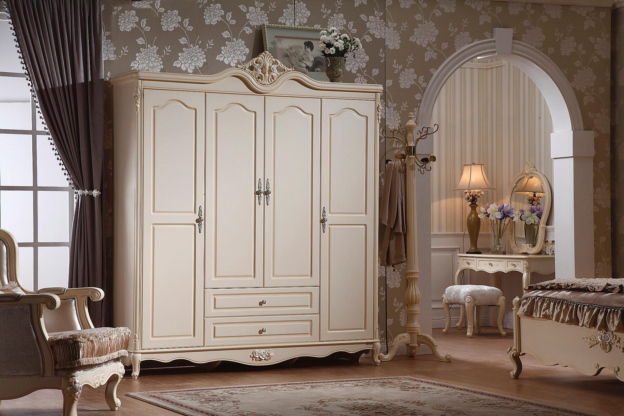 木槿之恋玫瑰欧式家具——年度十大欧式图片